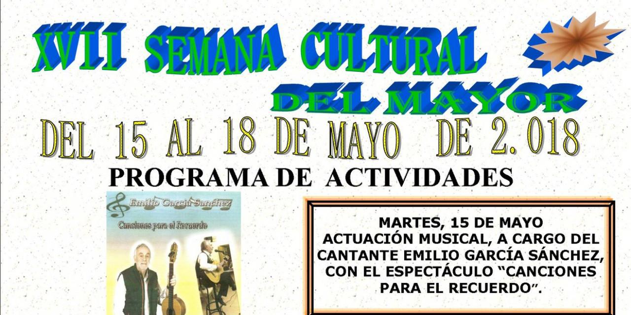 XVII Semana Cultural del Mayor