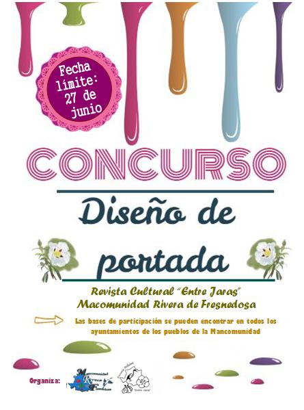Concurso de portada para nueva revista de la Mancomunidad Rivera de Fresnedosa