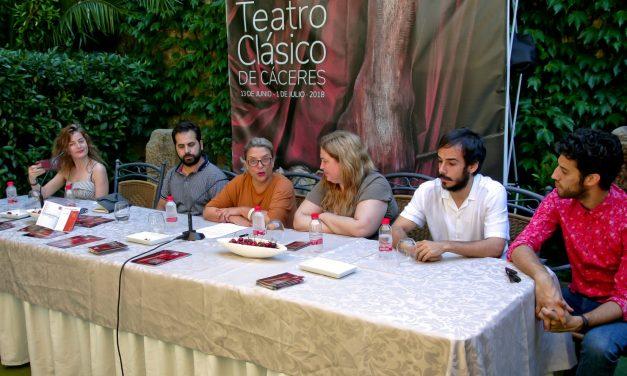 López Bellot abre la XXIX edición del Festival de Teatro Clásico de Cáceres