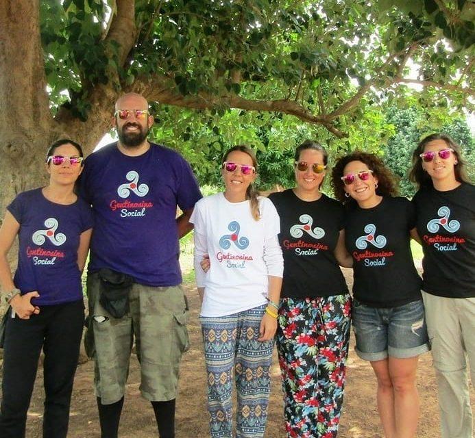 Nueva campaña solidaria de Gentinosina Social
