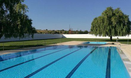 Abierta nueva zona verde en las piscinas municipales de Torrejoncillo