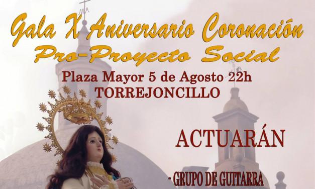 Gala X Aniversario Coronación Pro-Proyecto Social