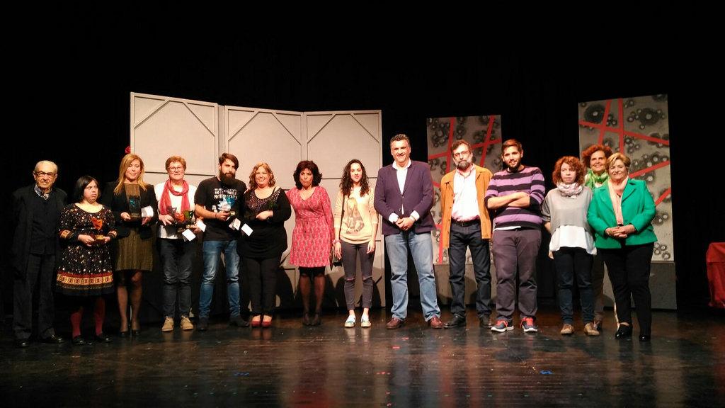 """XXVI Certamen de Teatro no profesional """"Ciudad de Coria"""" 2018"""