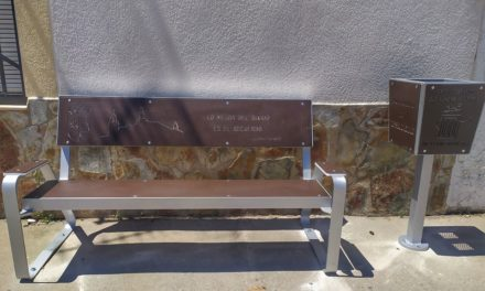 Cambio de mobiliario urbano