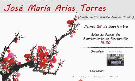 José María Arias: la grandeza de un hombre humilde
