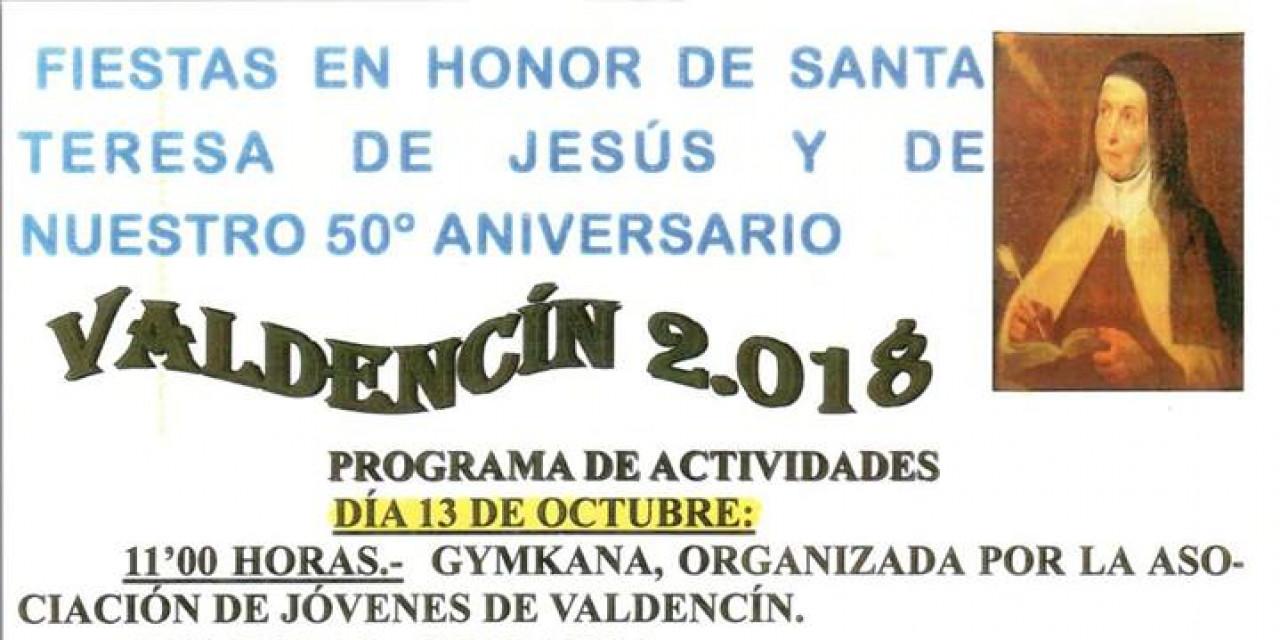 Santa Teresa de Jesús 2018