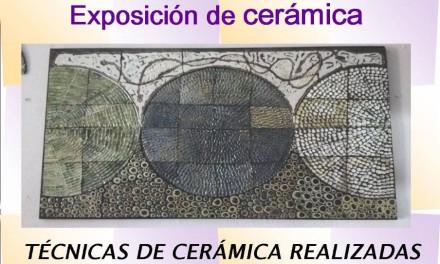 Exposición de Cerámica en la Casa de Cultura de Torrejoncillo