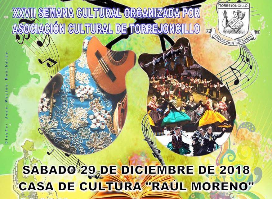 Gala Especial 25 aniversario de Coros y Danzas de Torrejoncillo