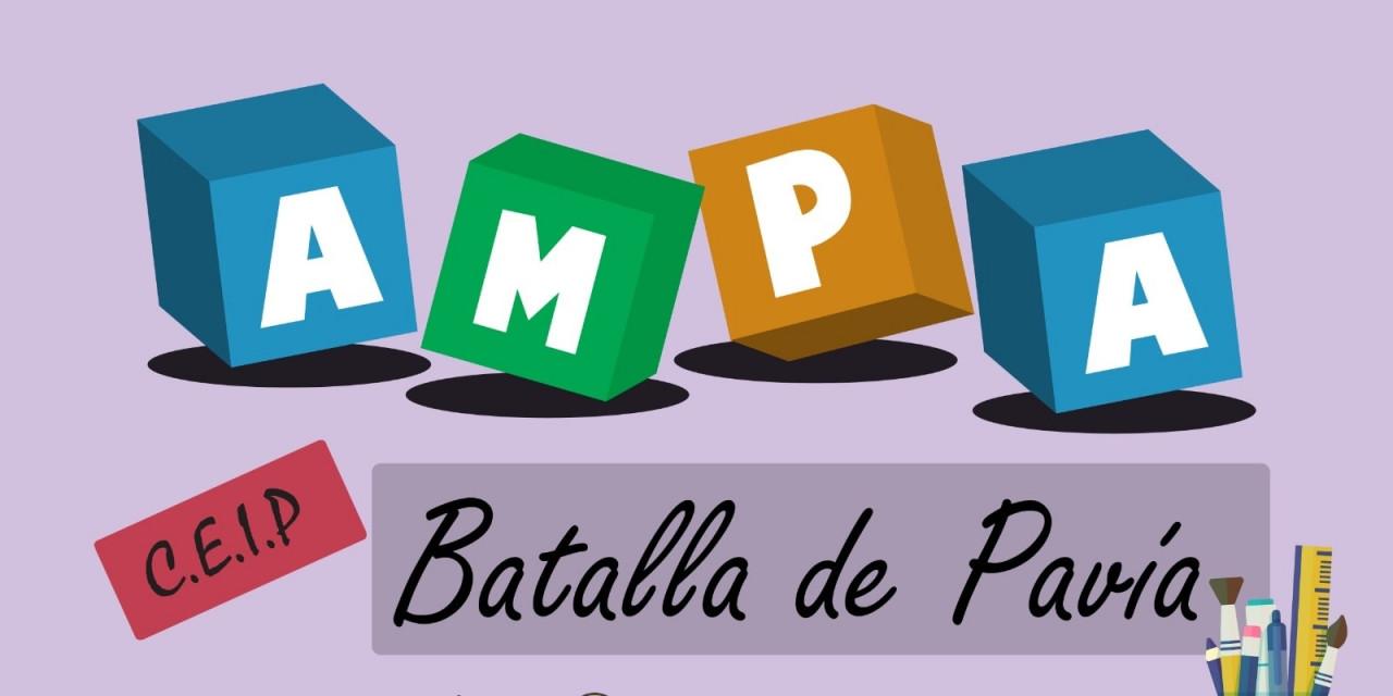 Renovación de la Directiva del AMPA CEIP «Batalla de Pavía»
