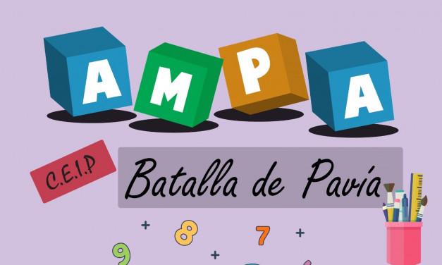 Actividades AMPA-CEIP «Batalla de Pavía» para el presente curso.