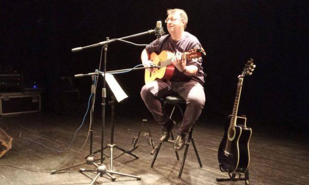 Miguel Rodrigo: un cantautor en estado puro