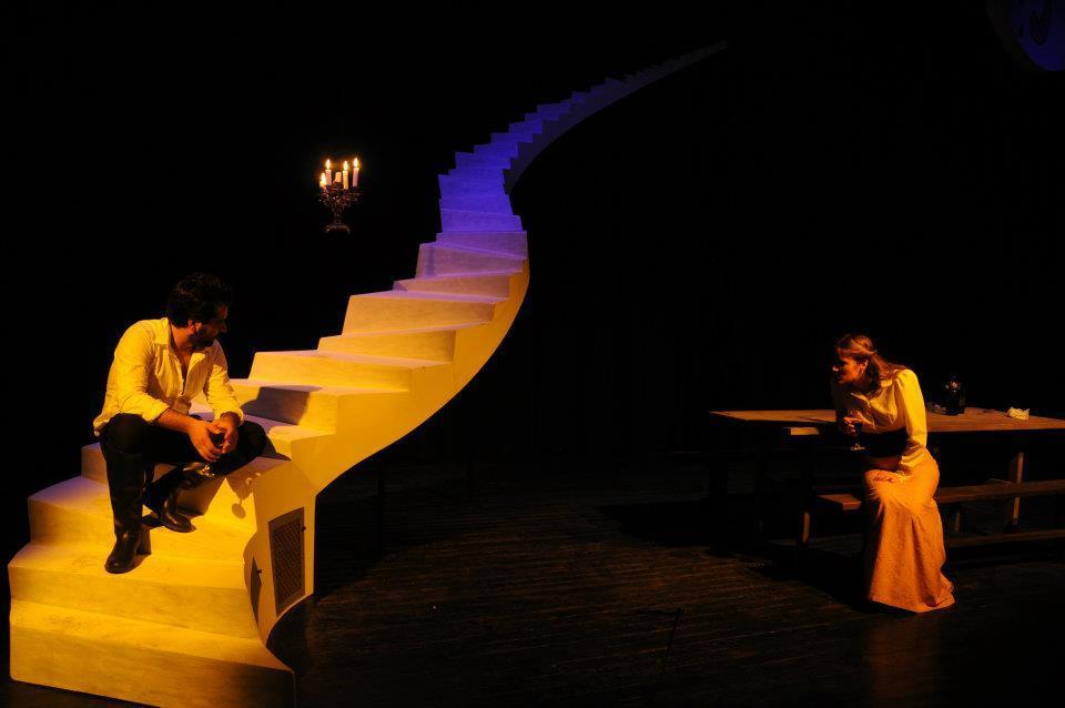 Arroyo de la Luz acogió la decimocuarta puesta en escena de «La Señorita Guardesa»