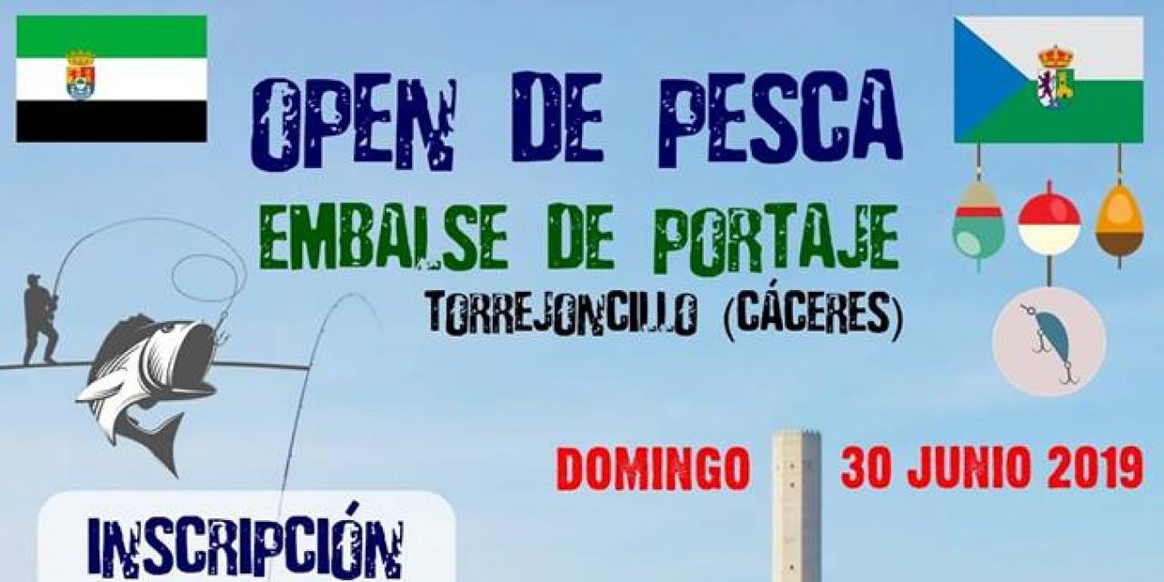 Open de Pesca en Torrejoncillo