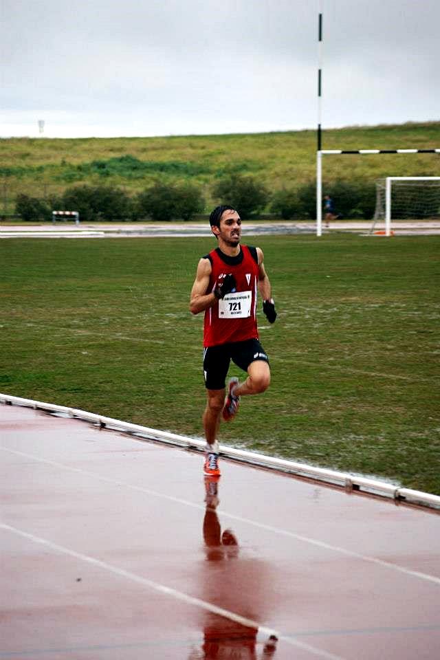 Mario Mirabel estará presente este sábado en el Campeonato de España de 10.000 m.l.