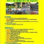 XXXll Jornadas Deportivas de Torrejoncillo y Valdencin