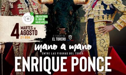 Ponce y De Justo, cartelazo en Plasencia para la vuelta de los toros a Extrema