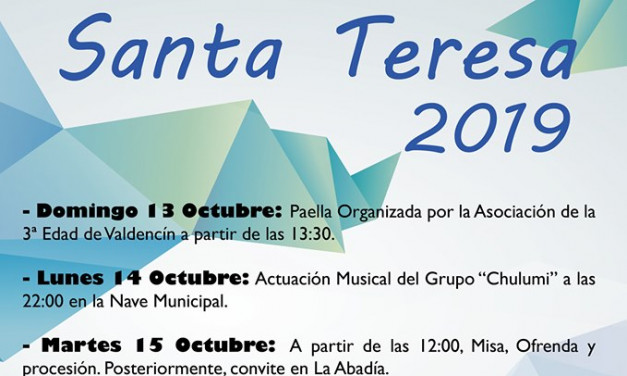 Santa Teresa 2019