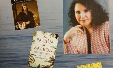 Encuentro Literario con Rosa López Casero en Montehermoso