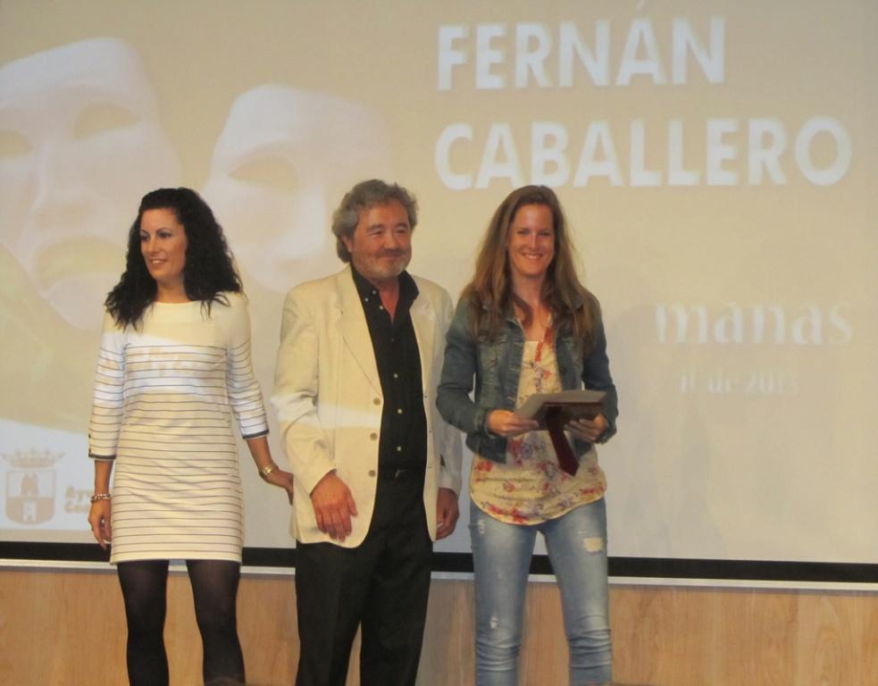 «La Señorita Guardesa» recibe el premio a la segunda mejor representación en Dos Hermanas