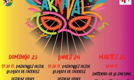Carnaval de Valdencín 2020