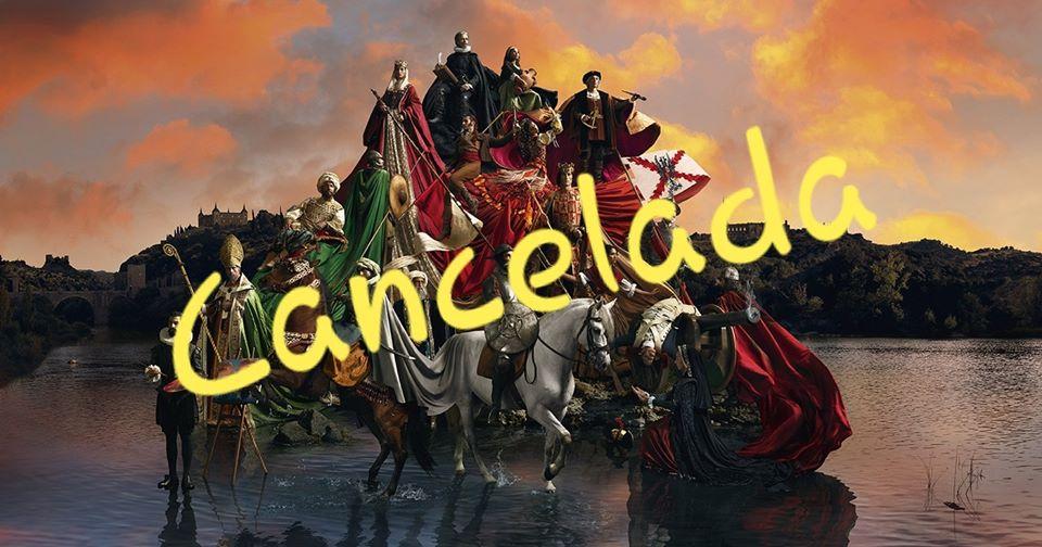 Toledo y Puy du Fou suspendido