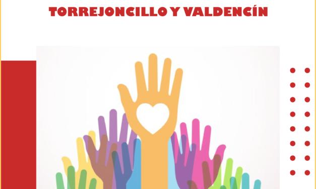 Red de Voluntarios COVID 19 Torrejoncillo-Valdencín