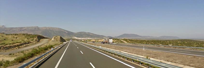 Tres heridos en una salida de vía en Cañaveral