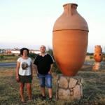 """Cachinos de Torrejoncillo en """"A esta hora"""" de Canal Extremadura"""