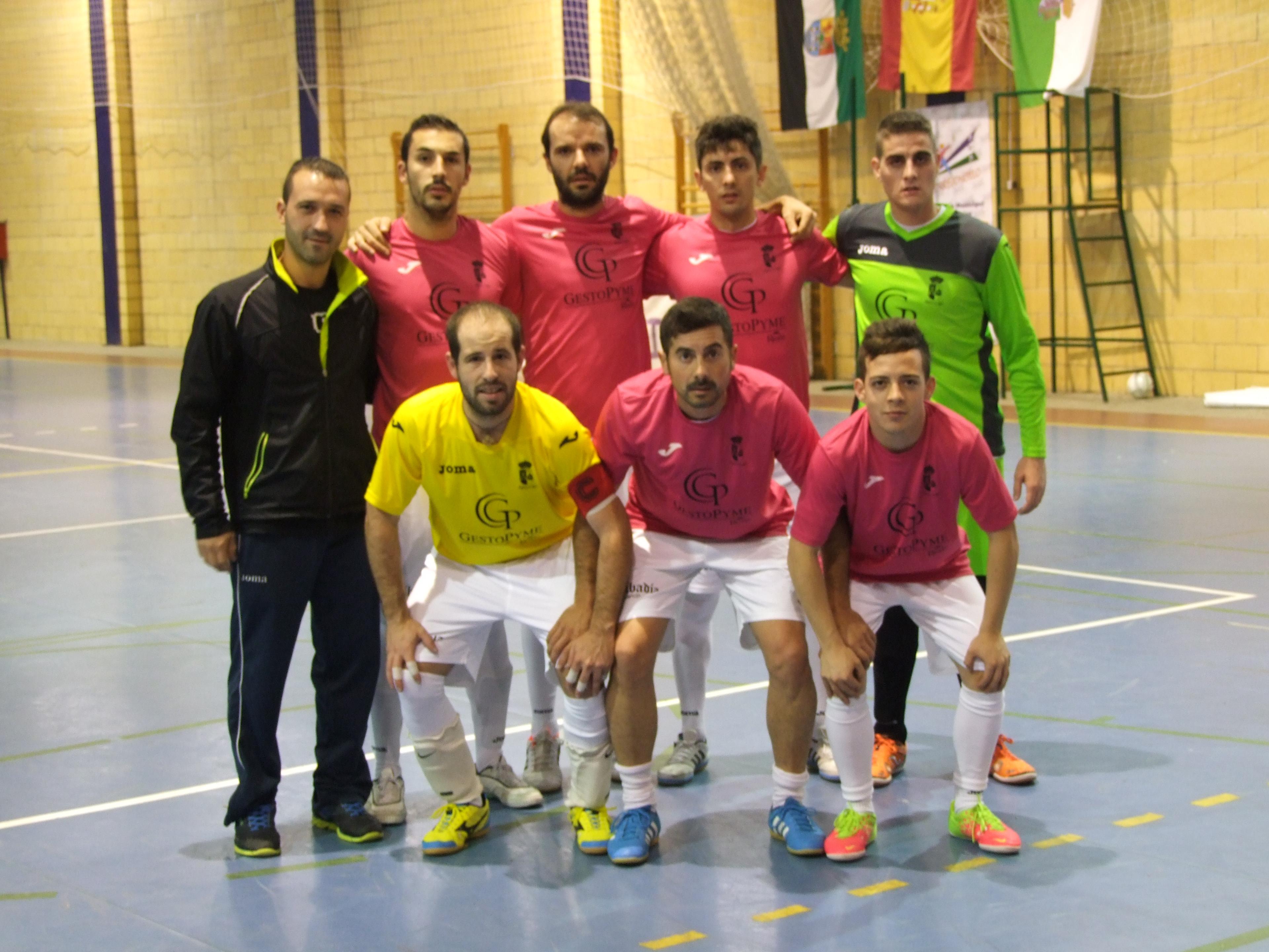 AD Batalla de Pavía disputa la Copa de Extremadura