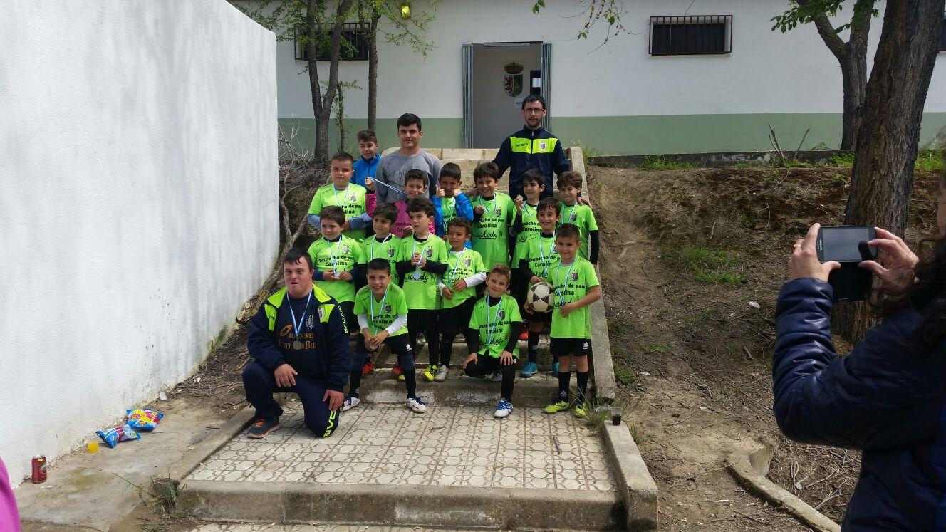 Concentración de Chupetes en Torrejoncillo