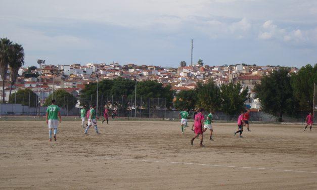 Noticias del deporte rey en Torrejoncillo