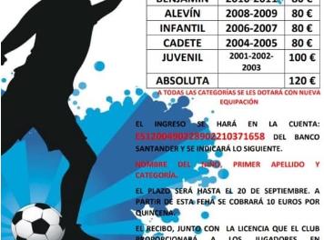 Vuelven las tardes de Fútbol a Torrejoncillo