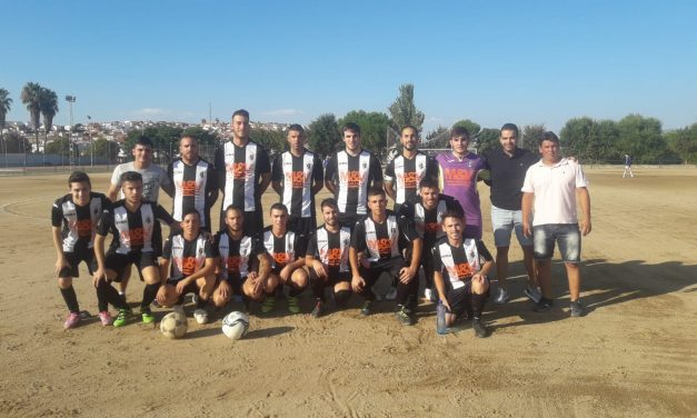 El fútbol sigue en Torrejoncillo