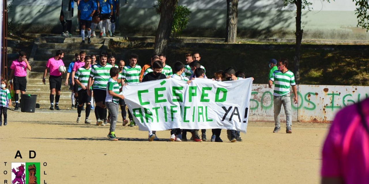 Homenaje, reivindicación y victoria el pasado domingo en el Polideportivo Municipal