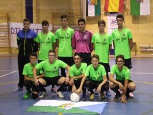 AD Torrejoncillo Futsal