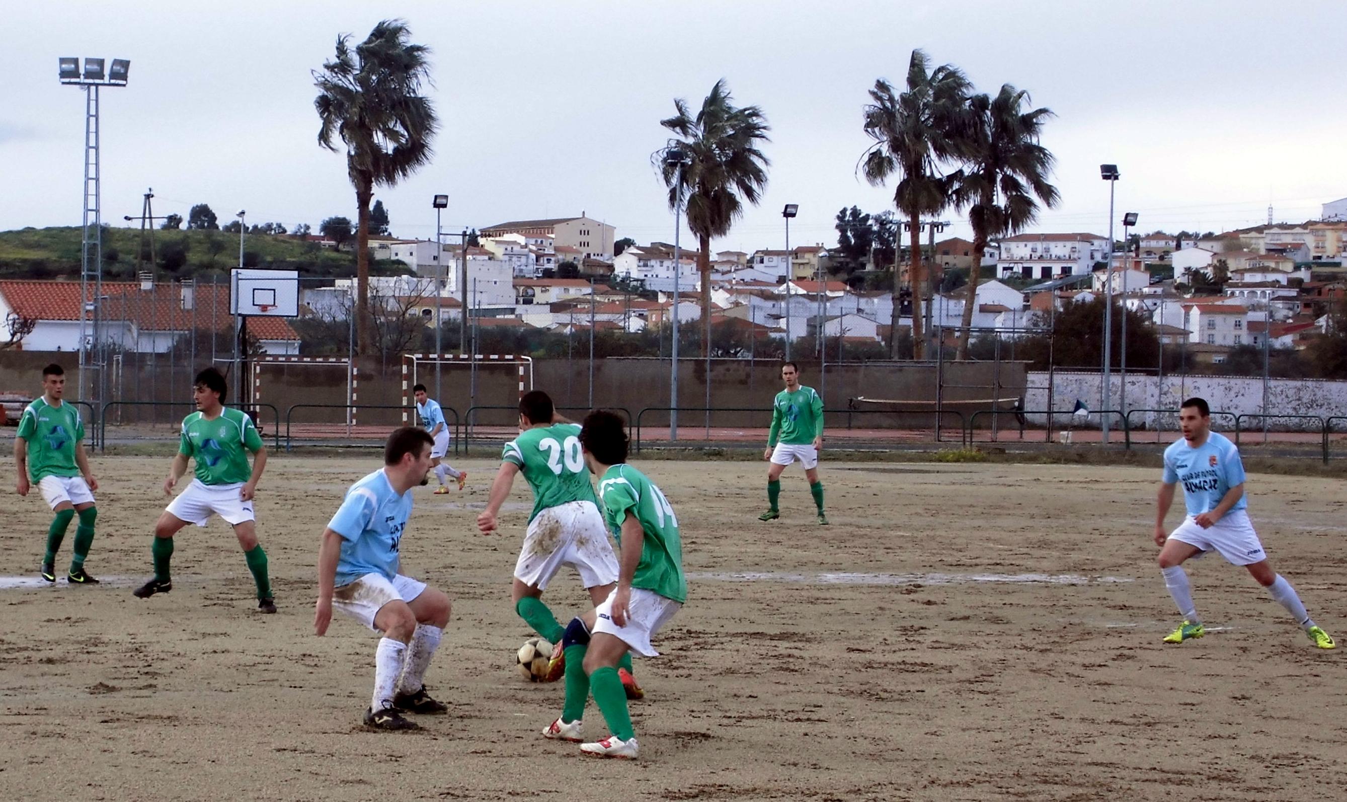 Los Alevines del AD Torrejoncillo juegan el play-of de ascenso