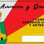 ARRASCA Y GANA… ¡DINAMIZAMOS EL COMERCIO Y LA ARTESANÍA LOCAL!