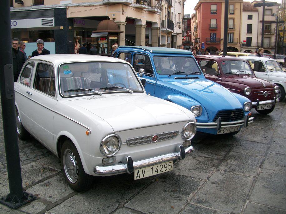 Resurge un club para promover actividades con coches clásicos