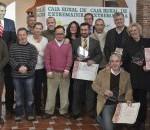 entrega de premios espiga del deporte 2013