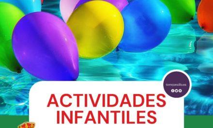 Gran fiesta acuática infantil