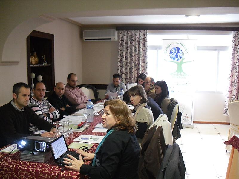 ADESVAL ha llevado a cabo unas Jornadas de Participación sobre Eficiencia Energética y presentación de Ayudas Enfoque Leader