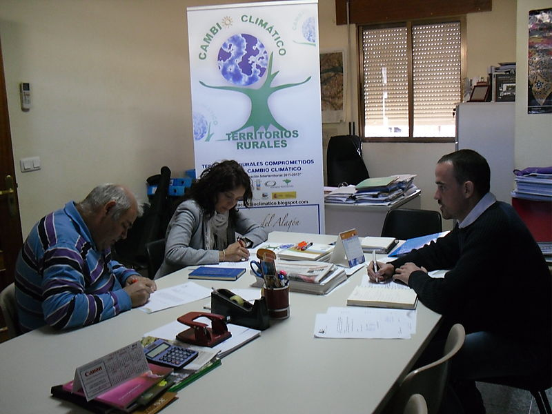 ADESVAL realiza unas Jornadas de Participación sobre Eficiencia Energética y presentación de Ayudas Enfoque Leader