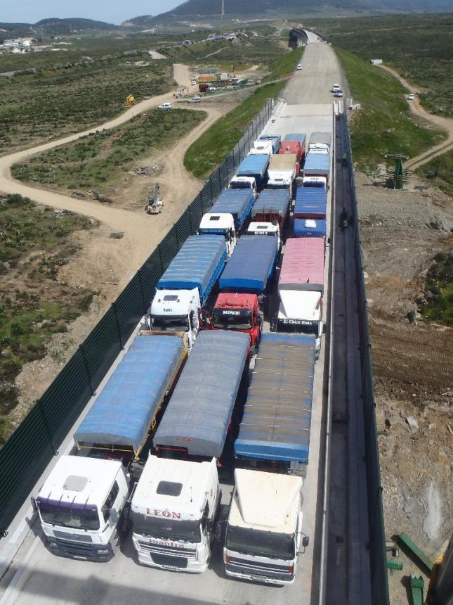Adif Alta Velocidad concluye las obras del viaducto de Valdetravieso, en Cáceres