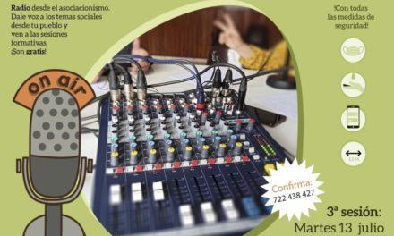 Radio en directo desde Torrejoncillo