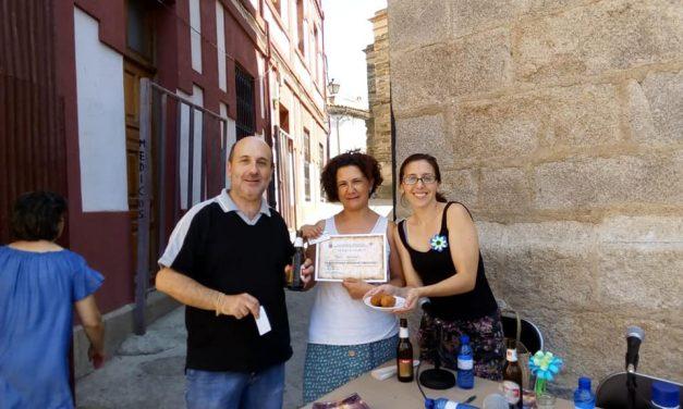 Radio Alfares en directo a pie de calle en el XIV Mercado Rural Artesano de Torrejoncillo
