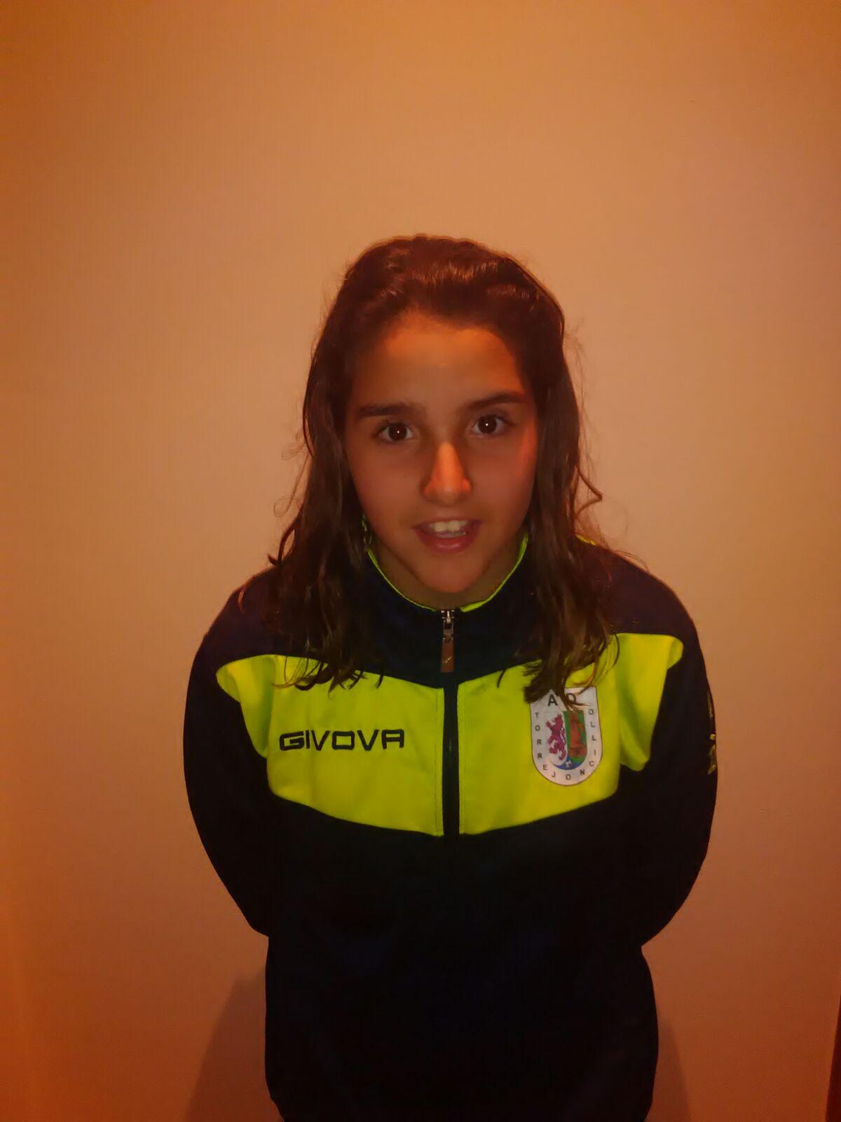 Ana Oliva participará en el Campeonato de España Femenino de Fútbol