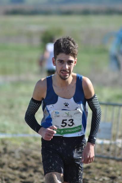Andiajoa volvió a disfrutar en Saucedilla en el Campeonato de Cross de Extremadura
