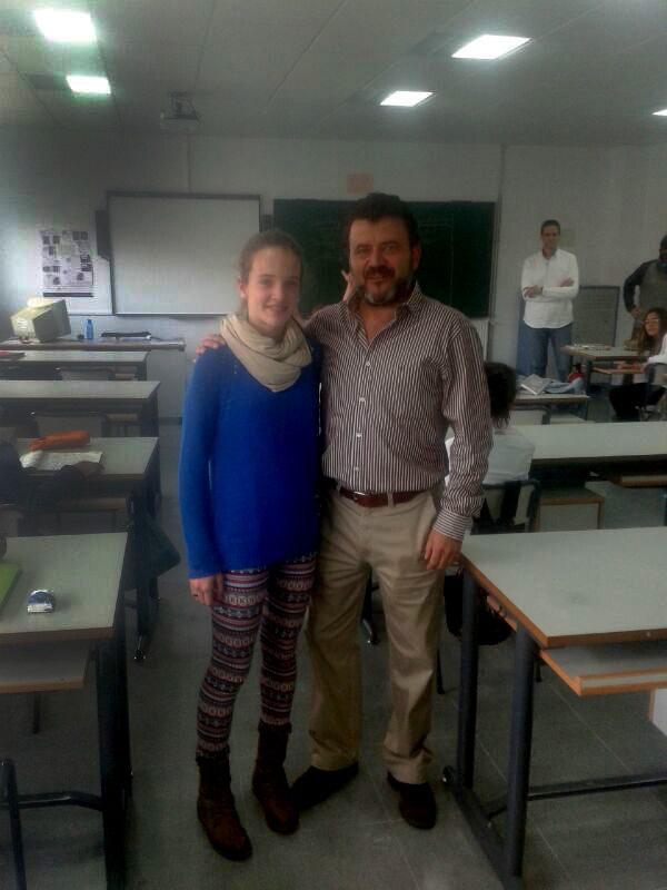 Andrea Testón recibe una Mención Especial en los Premios Extraordinarios de Educación Primaria