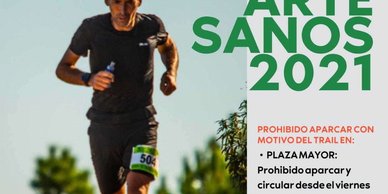 Restricciones en la circulación, con motivo del Trail Artesanos 2021