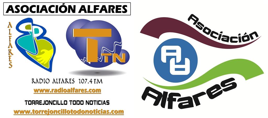Publicidad en la Asociación Alfares: nueva web de TTN y Radio Alfares